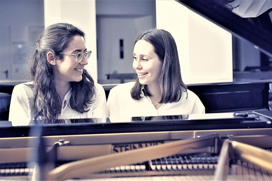 Pianistinnen